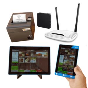 Kassensystem Kassenset: Standard 1plus3 von ITCO POS