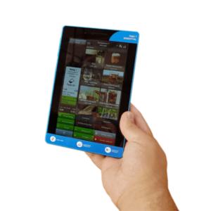 Kassensystem Zubehör Tabletkasse 7 Zoll von ITCO POS